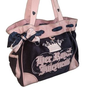 Not for sale right now - Juicy Couture Daydreamer bag for Her Royal Juicyness